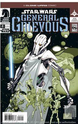 massassi order, comic books, star wars: general grievous, star wars general grievous